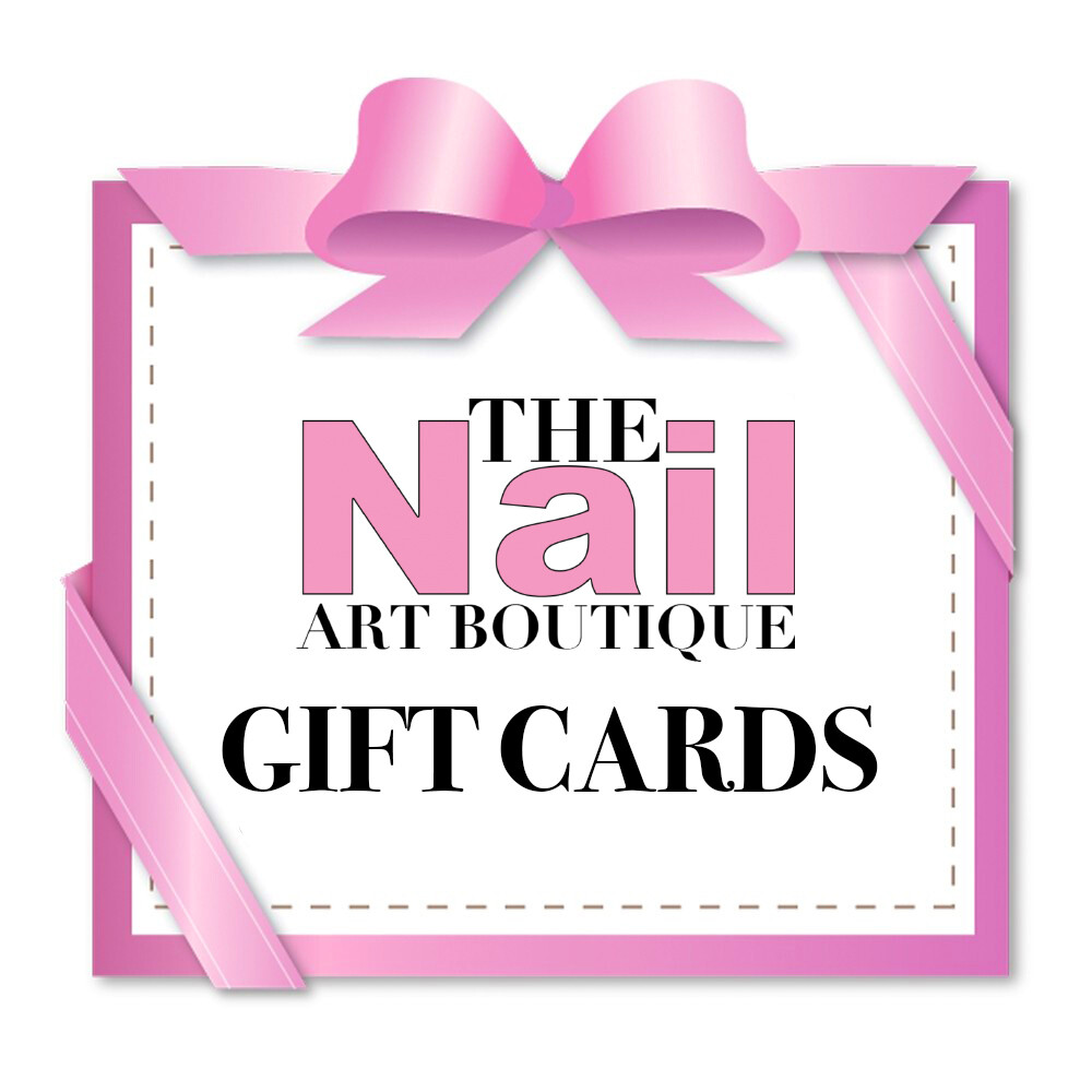 GIFT CARDS( $25 - $300)