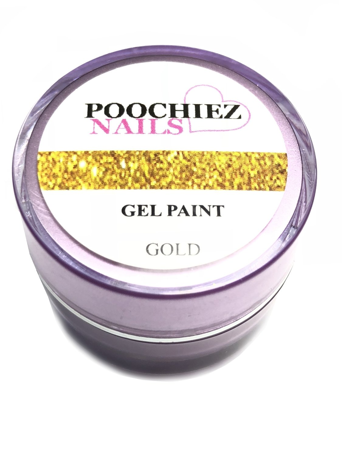 GOLD GEL PAINT 10 GRAMS