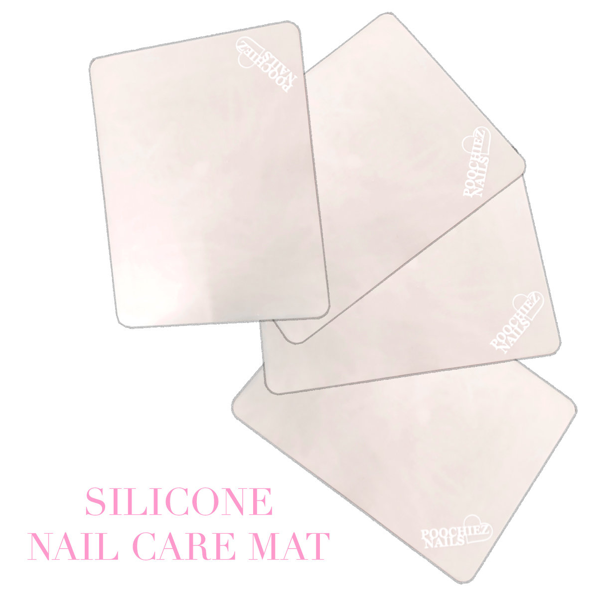 POOCHIEZ NAILS / NAIL CARE MAT