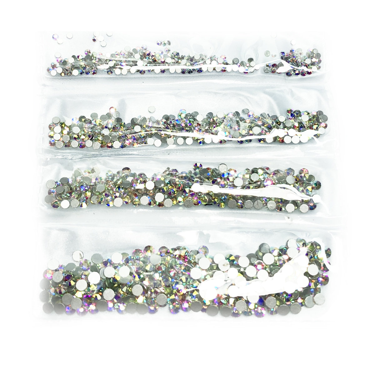 AB HIGH QUALITY RHINESTONES 1152pcs.