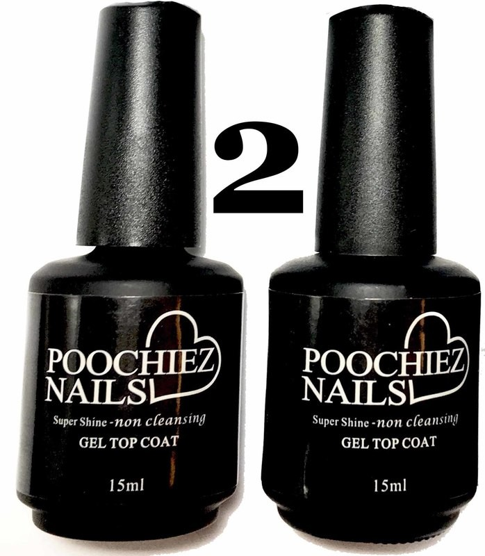 ITEM #30 2 SUPER SHINE TOP COATS