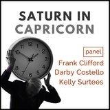 Saturn in Capricorn panel discussion