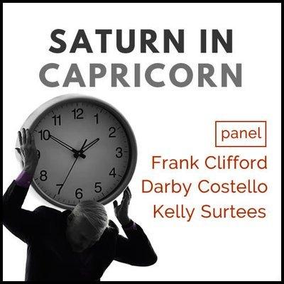 Panel Discussion: Saturn in Capricorn 00321