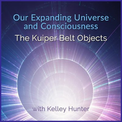 Our Expanding Universe and Consciousness: Kuiper Belt Objects 00366