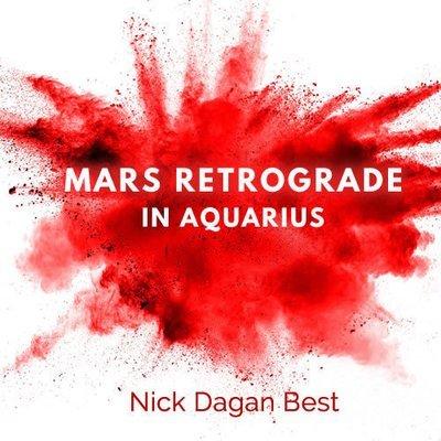 Mars Retrograde in Aquarius 00393