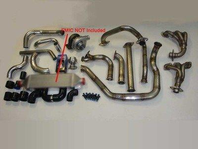 95-02 V6 Contour/Cougar/Mondeo Stage 1 Turbo Kit Non-Intercooled 3-5 PSI