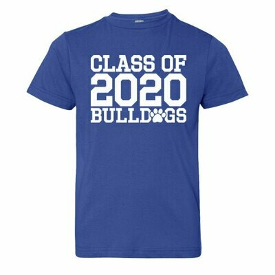 Youth Class of 2020 Tee