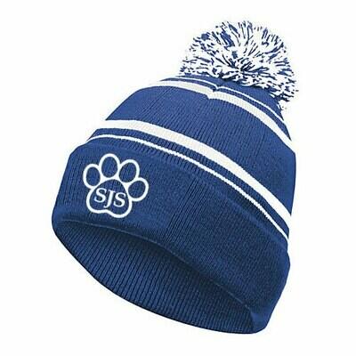 * Bulldogs Pom Beanie Hat (SS)