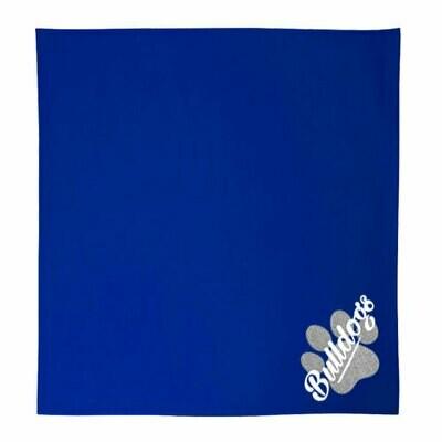 * Bulldogs Glitter Blanket (SS)