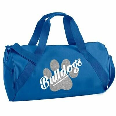 * Bulldogs Glitter Duffel Bag (SS)