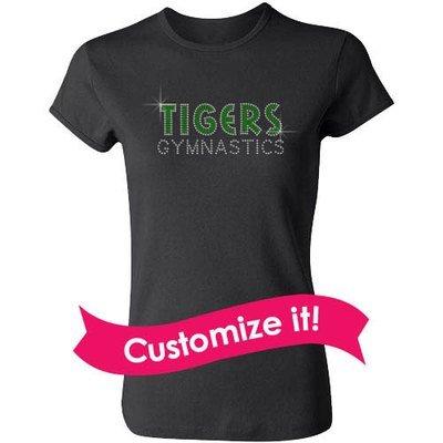 Sporty Mascot Gymnastics
