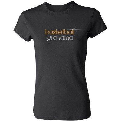 Chic Basketball Grandma