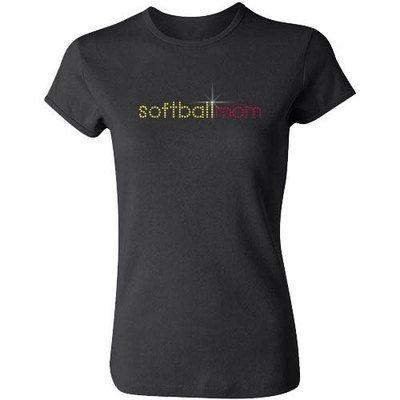 Chic Softball Mom