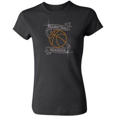Basketball Grandma Banner