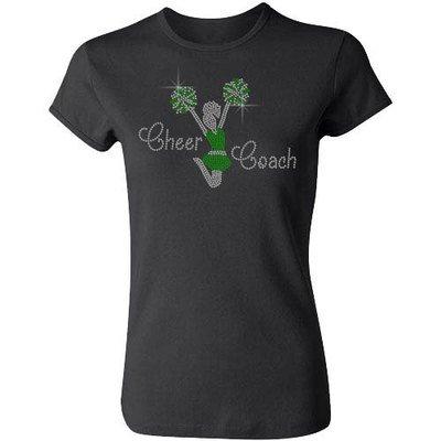 Cheer Coach Custom Colors
