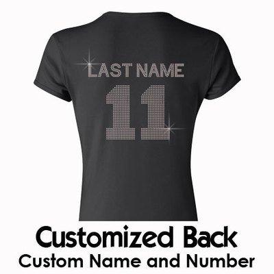 Custom Back - No Front Design