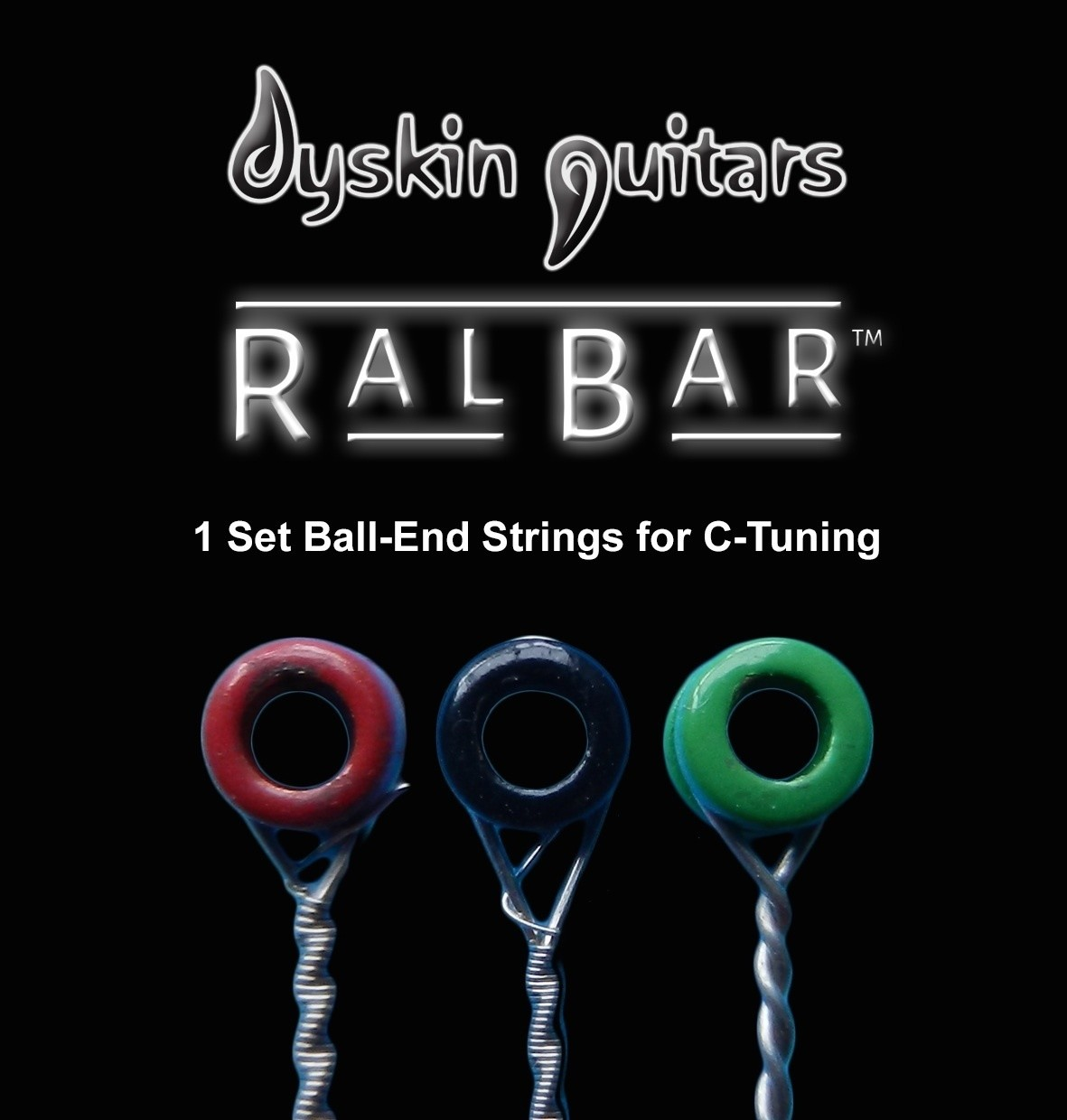 RalBar™ Spare Strings Set - C - no additional shipping with RalBar™ Purchase