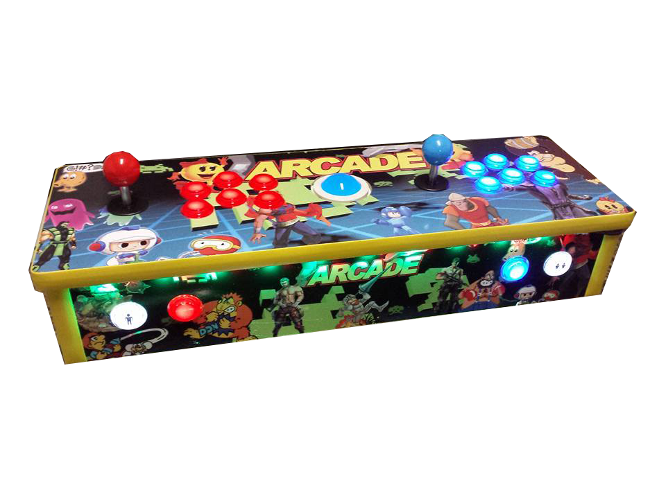 Retropie Arcade System 2 Player Console (2-4 weeks custom built) ON SALE!!!