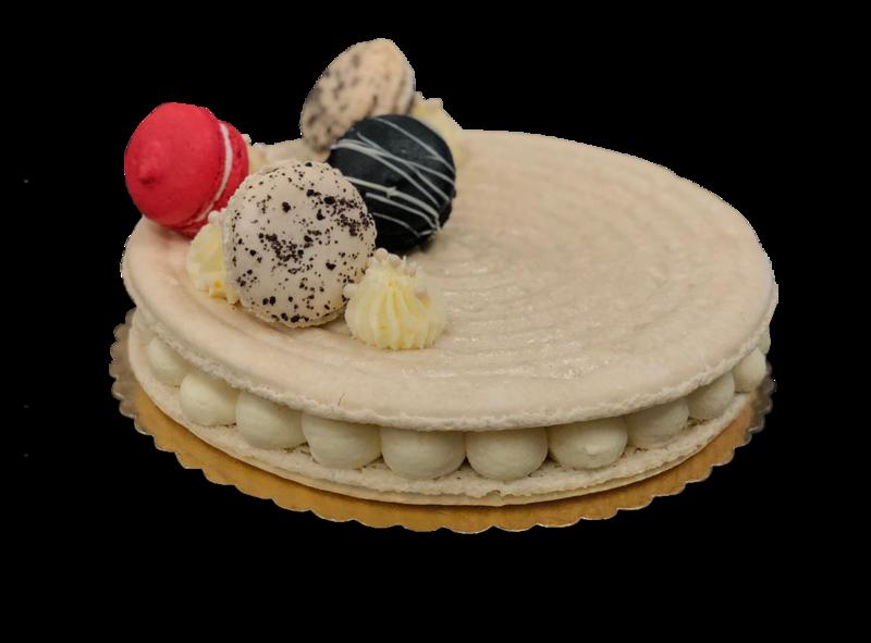 Ispahan French Macaron