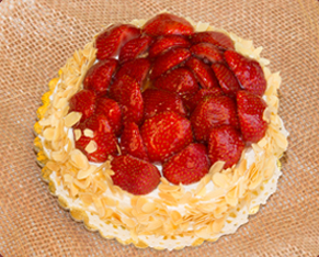 Strawberry Short-Cake