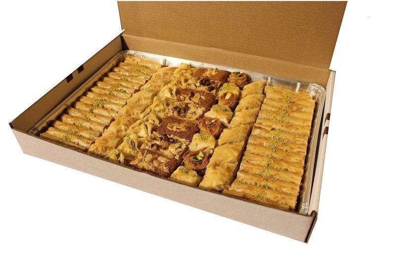 Large Assorted Baklava Tray