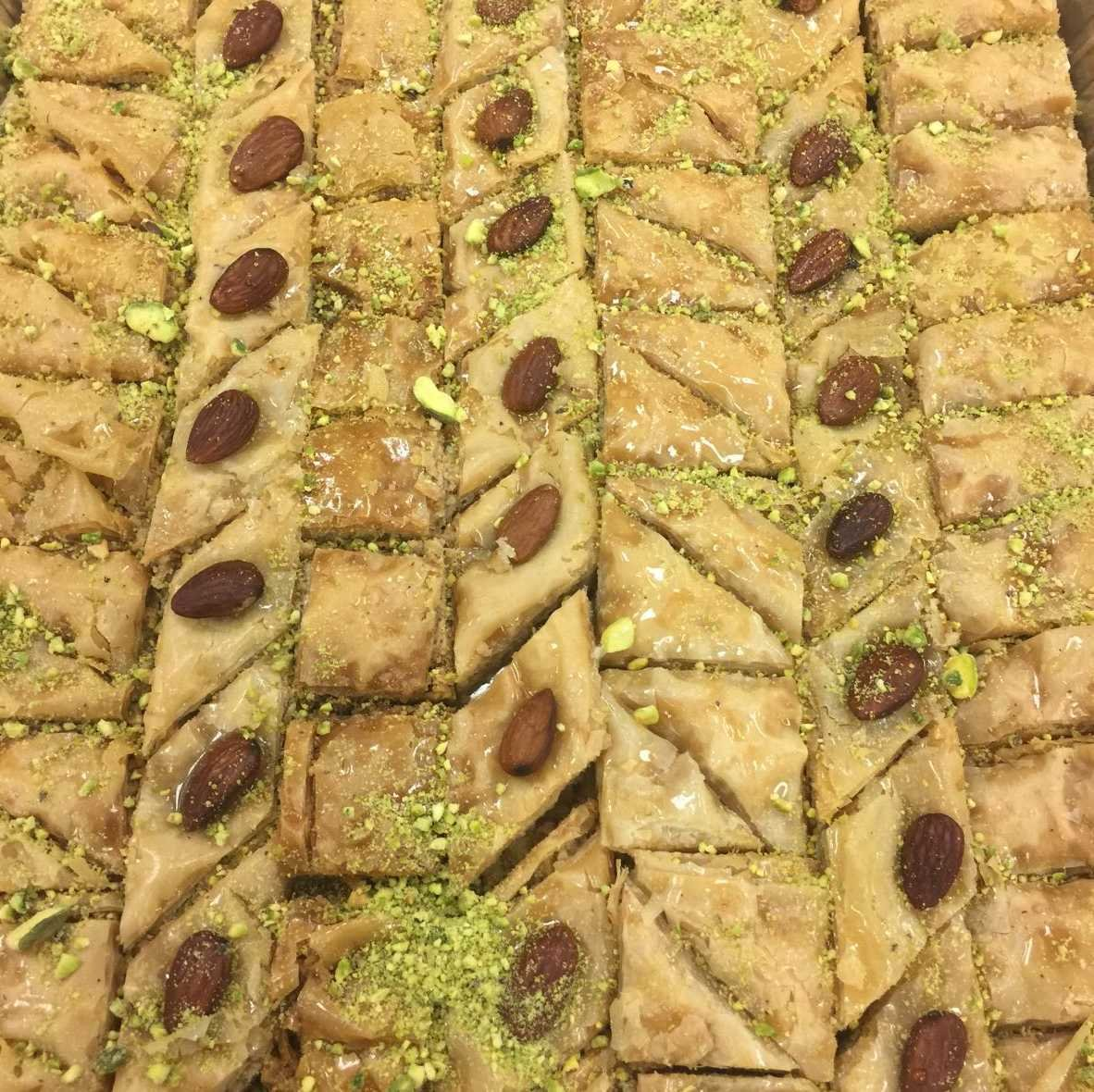 "Chef's Gourmet ""Secret"" Recipe Baklava"