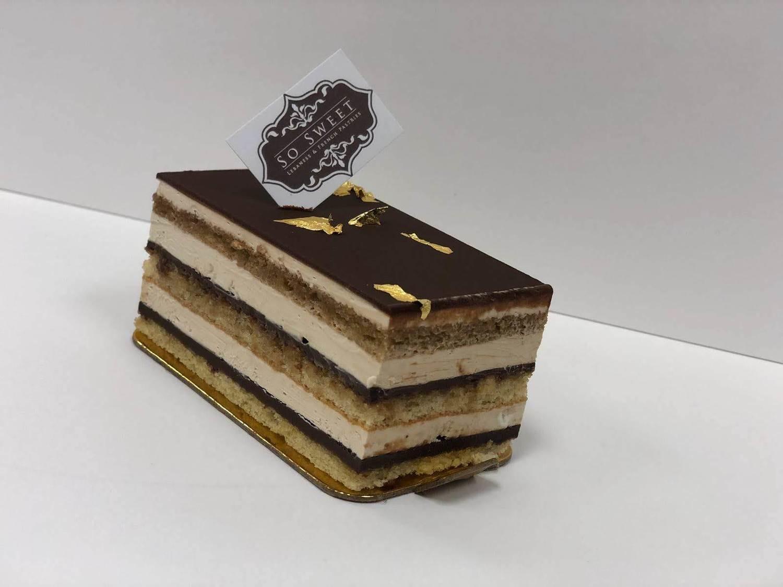 Opera Cake Slice