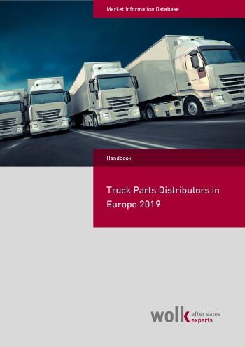 Truck Parts Distributors in Europe 2019
