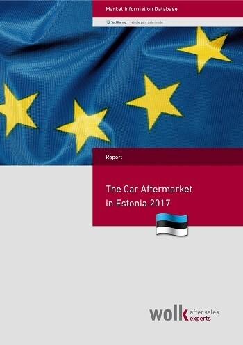Car Aftermarket Report Estonia 2017