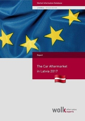 Car Aftermarket Report Latvia 2017