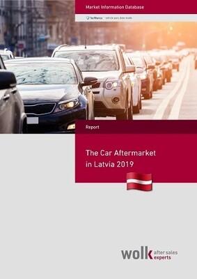 Car Aftermarket Report Latvia 2019