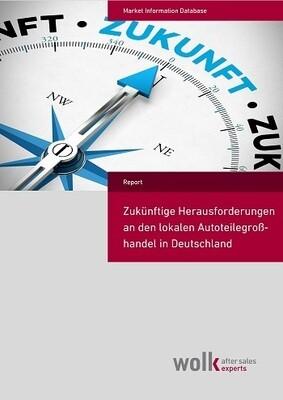 Zukünftige Herausforderungen an den lokalen Autoteilegroßhandel in Deutschland