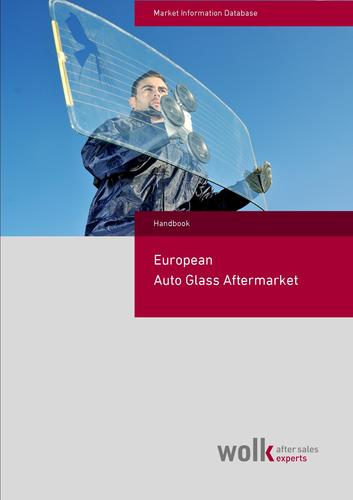 Auto Glass Aftermarket - country cluster