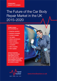 The Future of the UK Car Body Repair Market 2015-2020