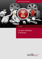 Car parts webshops in Germany 2015