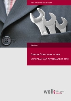 Garage Structure in the European Car Aftermarket 2018