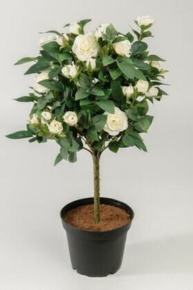 Dekorationstræ - Rosentræ. H45 cm