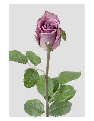 Rose på stilk / Kunstige blomster