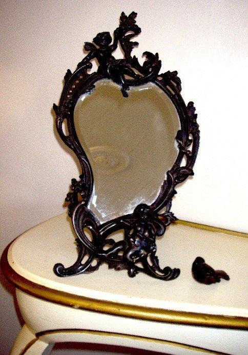 Bronze-spejl