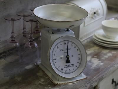 Køkken vægt