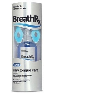 BREATH RX TONGUE SPRAY