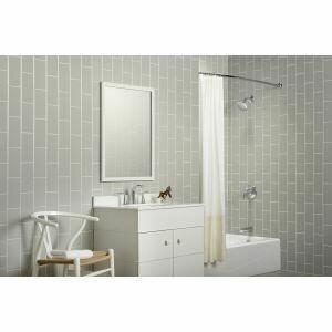 """Kohler K-2732-F80 Evandale 30"""" Single Bathroom Vanity Base w/ Top, Sink & Handles"""