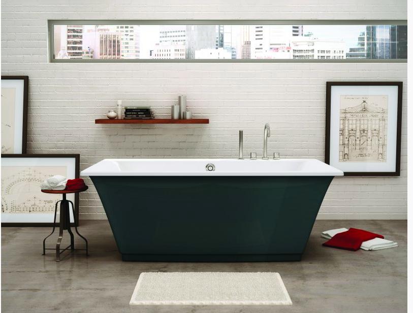 Optik 6636 Free Standing Tub