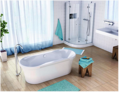 Aria Harmony Freestanding Bathtub