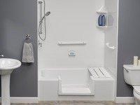 Step-In Bathtub for Seniors -Basic Install 00017