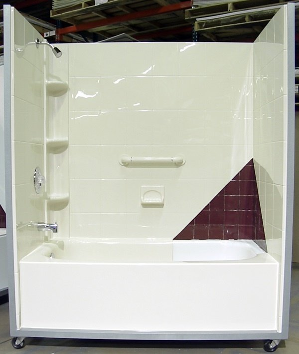 Tub and Wall Liners - Custom Made 00019
