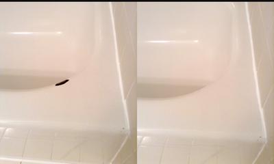 Bathtub Chip Repair