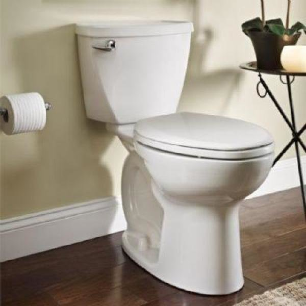 American Standard Cadet 3 Toilet - Installed 00063