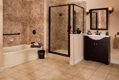 DuraStone Bath Products Premium  Tub / Shower Replacement