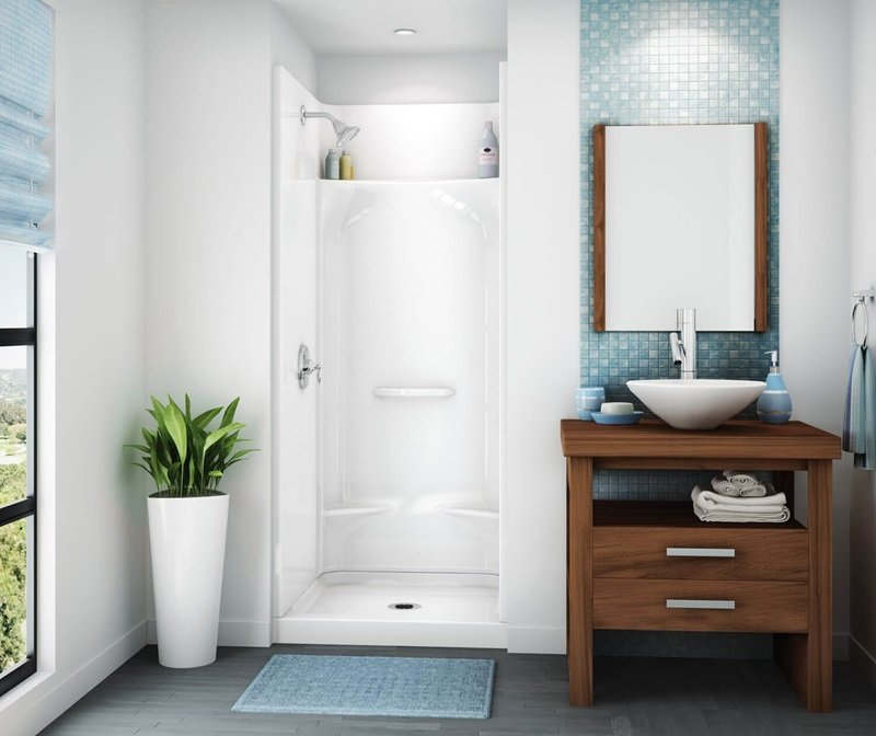 KDS 3232 alcove shower
